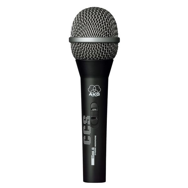 AKG D 88 S XLR Dynamic microphone for le, discoland.fi