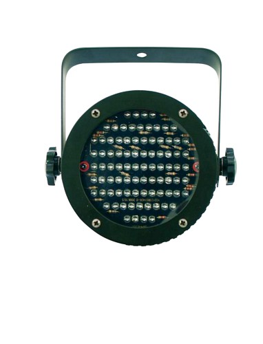 EUROLITE LOPPU!!LED PS-86 RGB Flood 120°, LEDs 86, 21W, Compact spot with LED-technology