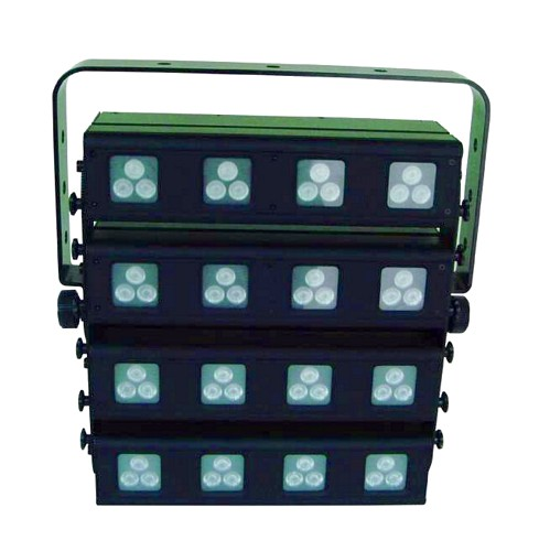 FUTURELIGHT CL-48 x 1W LED-Cluster 120W, Professional LED colour changer, Värinvaihtaja