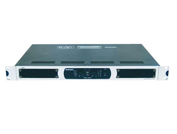 OMNITRONIC L-800, Amplifier 2x 400W 4ohm, discoland.fi