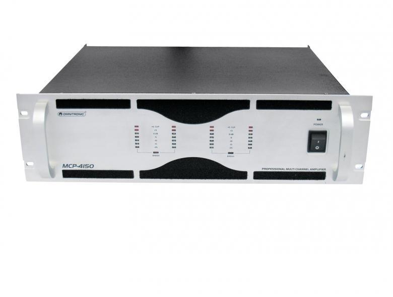 OMNITRONIC MCP-4150 monikanava pääteva, discoland.fi
