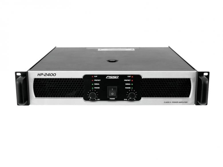 PSSO HP-2400 Päätevahvistin, 2400W eri, discoland.fi
