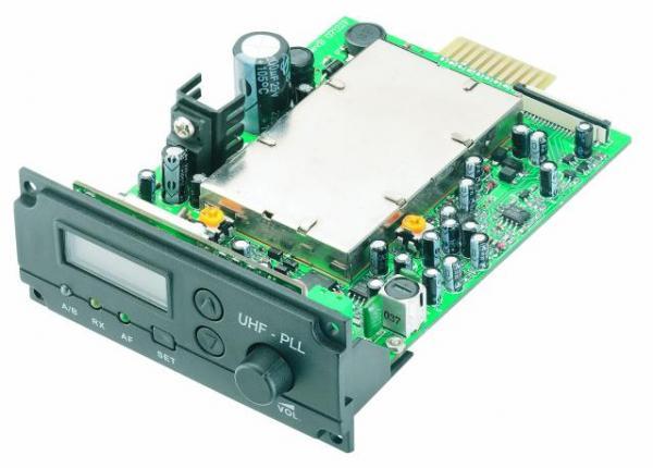OMNITRONIC RM-105 Receiver module W.A.M., discoland.fi