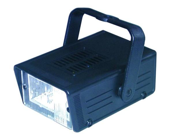LIGHT4YOU Mini Strobe, 1- 10 v�l�hdyst� , discoland.fi