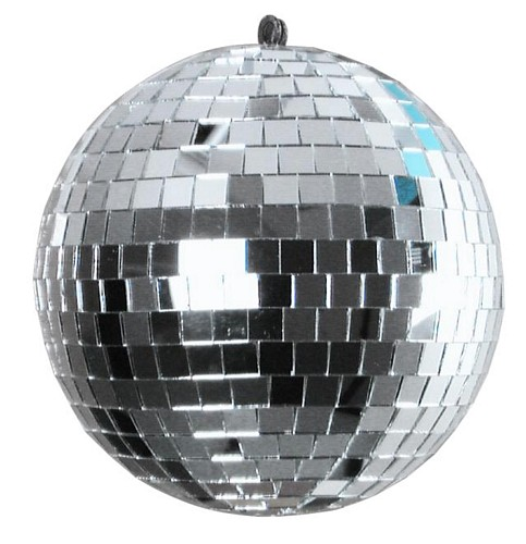 LIGHT4YOU Mirror ball 15 cm in colour bo, discoland.fi