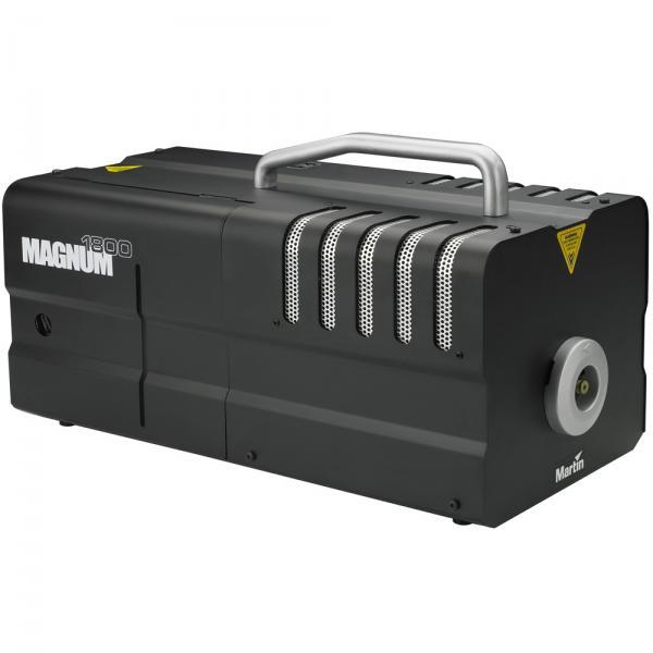 MARTIN Magnum 1800 savukone DMX on tehok, discoland.fi