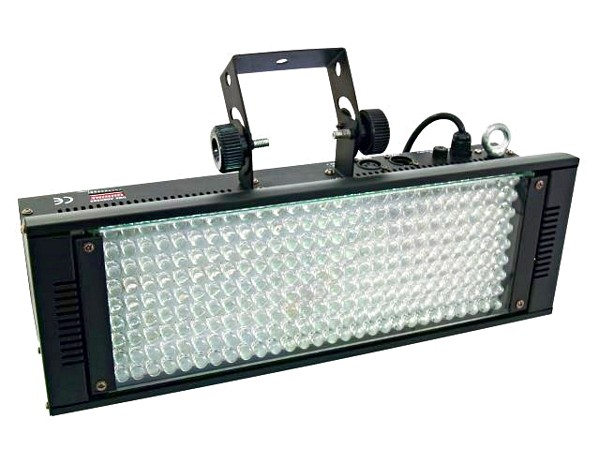 EUROLITE LED flood light 252 LEDs white DMX 20W 6000K
