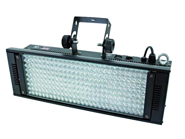 EUROLITE LED flood light 252 LEDs white , discoland.fi