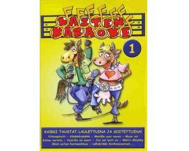 KARAOKE DVD Lasten Karaoke 1 DVD, discoland.fi