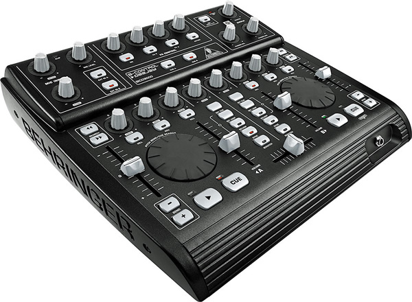BEHRINGER B-CONTROL DEEJAY BCD3000, DJ S, discoland.fi