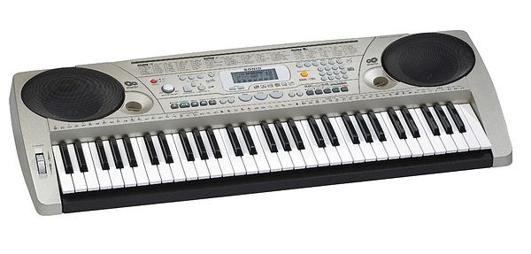 SONIC Kampanjatuote! SNK-150B, 61 Keys Standard Keyboard,syntikka, Grand Piano