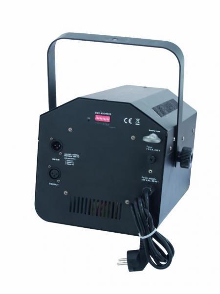 EUROLITE LED FX-250 RGBW DMX, Powerful LED Flower Effect, Erittäin tehokas LED Flower efekti RGB sekä valkoinen väri
