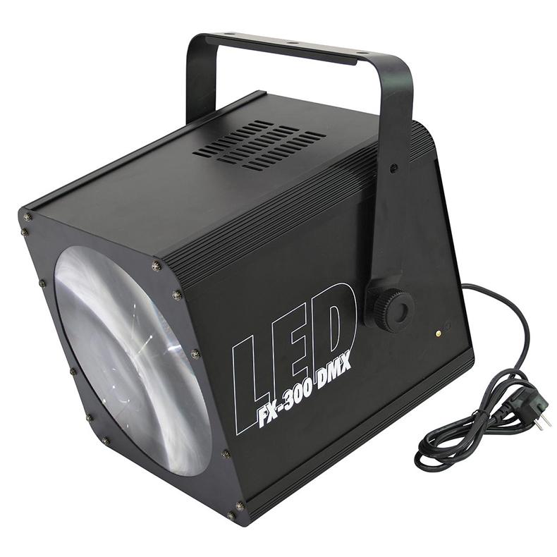EUROLITE FX-300 LED-valoefekti RGB DMX 8, discoland.fi