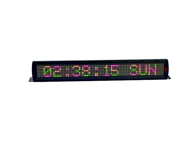 EUROLITE LED-näyttötaulu 102 x 660 x 5, discoland.fi