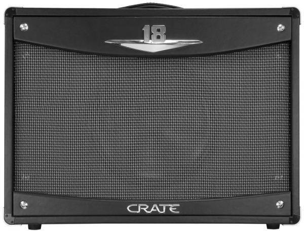 CRATE V18-112, combo features a single-channel 18 Watt Class A design with gain and master volume controls, 3-band EQ, and spring reverb for awesome tone and versatility!