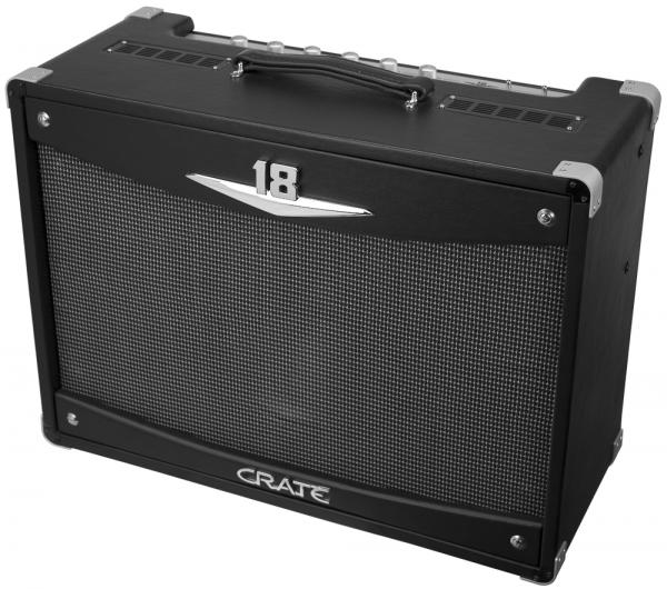 CRATE V18-112, combo features a single-c, discoland.fi