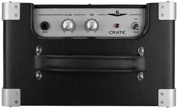 CRATE V5 Combo, 5 watts RMS, Single-ended, Class A,1 x 10