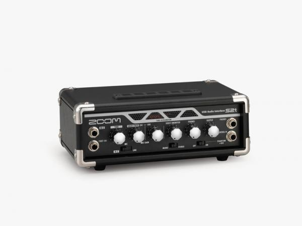 ZOOM ZFX ST2, USb audio interface, Zoom , discoland.fi