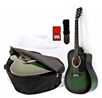 TJP Music Instruments Cutaway Guitar Gre, discoland.fi