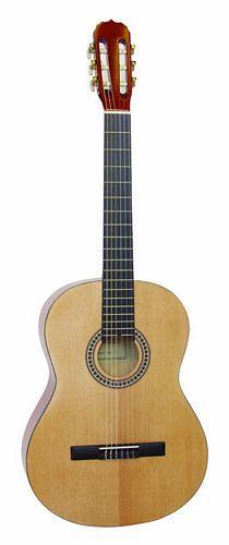 TJP Music Instruments Classical Guitar 4, discoland.fi