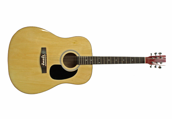 TJP Music Instruments Acoustic Guitar 4/, discoland.fi