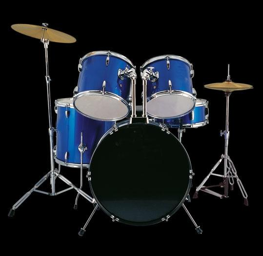 "TJP Music Instruments DS-011 Korkealaatuinen Rumpusetti 5- Osainen, Vihreä, Rumpujakkara sekä Symbaalit Mukana, High-quality 5 Piece Drum Set Green, 22""x16"" BD, 16""x16"" FT, 14""x5,5"" SD, 13""x11"" TT, 12""x10"" TT + Cymbals + Hardware + Drum throne"