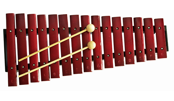 TJP Music Instruments Xylophone 15 Notes, discoland.fi