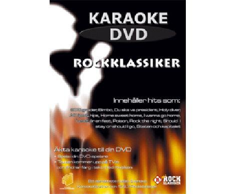 DVD KARAOKE Rockklassiker (DVD) 15 Hitti, discoland.fi