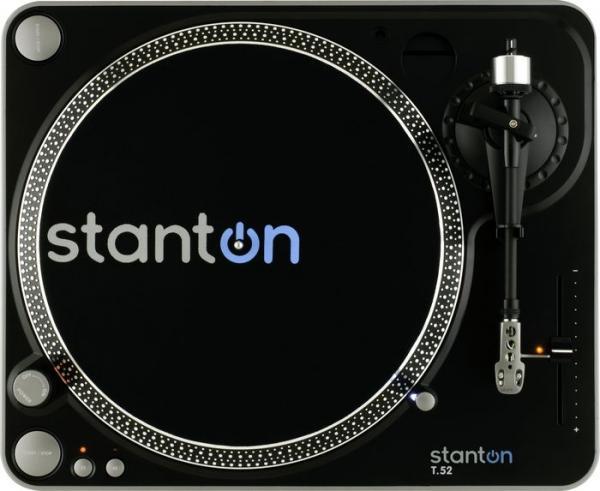 STANTON T.52 Levysoitin, Hihnaveto, suor, discoland.fi