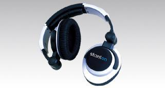 STANTON Pro 2000 S, DJ -kuulokkeet käännettävillä kuvuilla