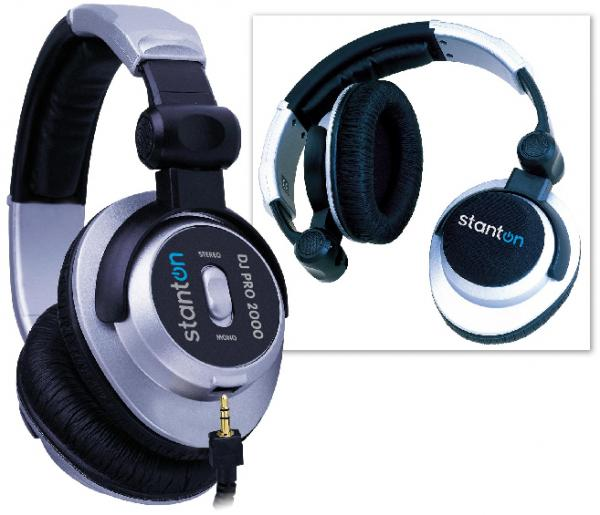 STANTON Pro 2000 S, DJ -kuulokkeet kää, discoland.fi
