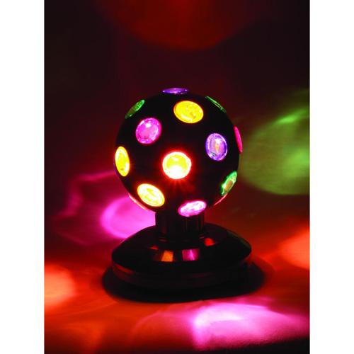 EUROLITE Mini Single Ball with 12V/7W, H, discoland.fi