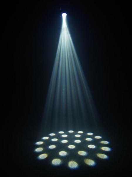 EUROLITE LED MF-6 Flower effect DMX, White flower effect with LED-technology!