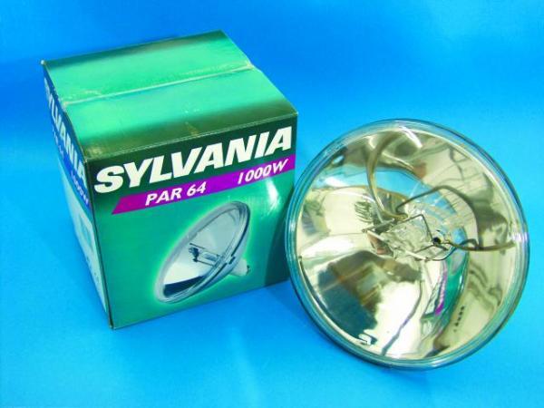 SYLVANIA CP60 NSP PAR64 240V/1000W, Laad, discoland.fi