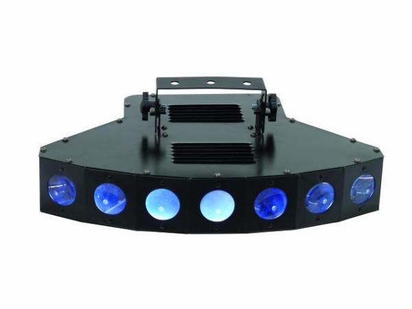 EUROLITE LED SCY-100 RGBW värit LEDeill, discoland.fi