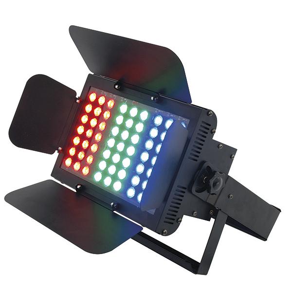 EUROLITE LED FLD-63 RGB 63x 1W Flood Lig, discoland.fi