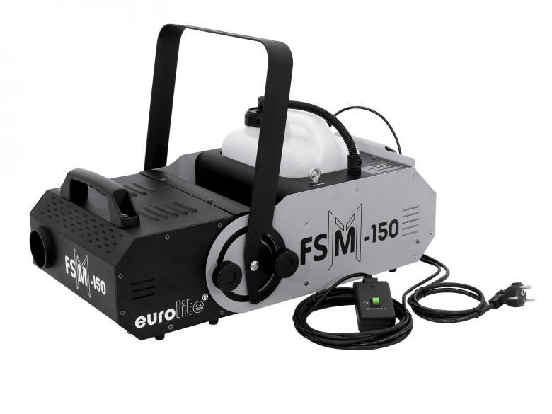 EUROLITE FSM-150 1500W DMX Savukone trus, discoland.fi