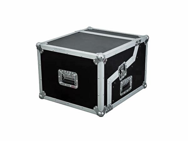 OMNITRONIC Kuljetuslaatikko Special mixeri/CD-soitin kuljetuslaatikko 3/7/4 U, 19