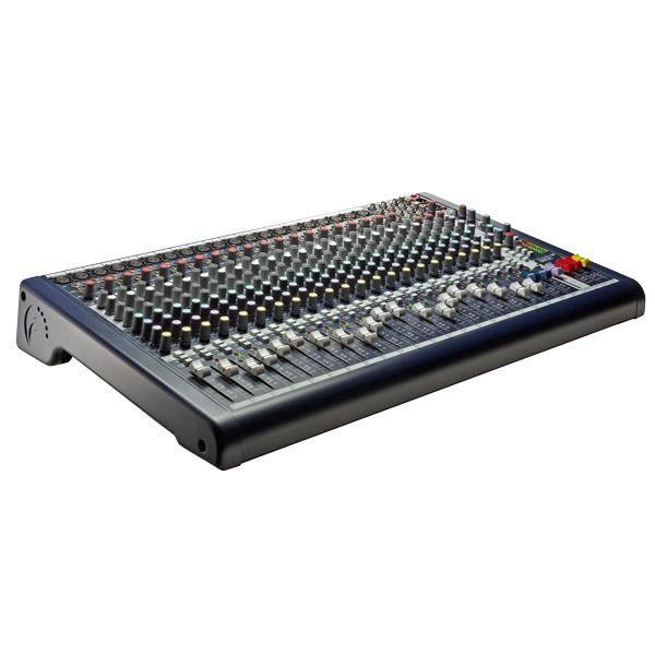 SOUNDCRAFT MFXi20 PA mikseri 20 mono- ja, discoland.fi