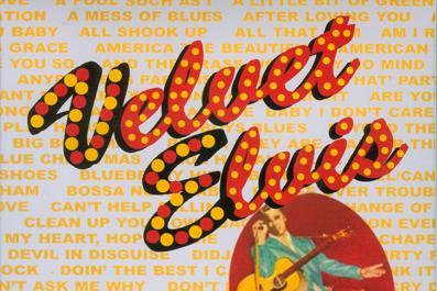 VELVET Elvis Karaoke CDG Vol. 1 - Hits O, discoland.fi