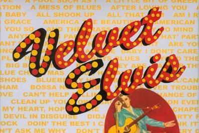 VELVET Elvis Karaoke CDG Vol. 7 - EARLY , discoland.fi