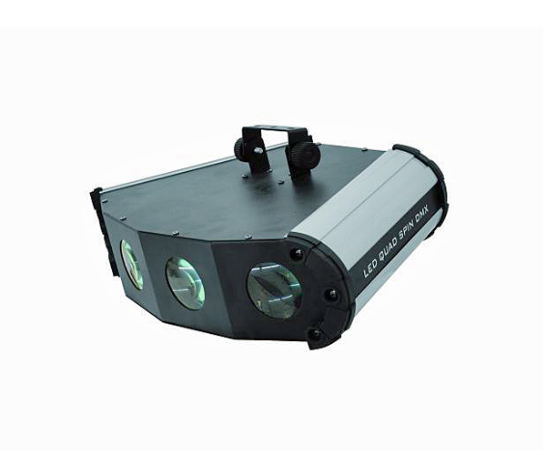 FUTURELIGHT <font color=red><b>POISTO!</b></font> DJ-LED QCF-400 LED Effect Projector with four lenses! Hieno ja monipuolinen efekti!!!