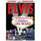SUNFLY Karaoke DVD SA4 -Elvis , discoland.fi