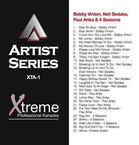 XTREME CD+G Xtreme Artist 1 - Vinton, Se, discoland.fi