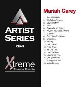 XTREME CD+G Xtreme Artist 9 - Mariah Car, discoland.fi