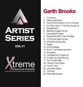 XTREME CD+G Xtreme Artist 11 - Garth Brooks