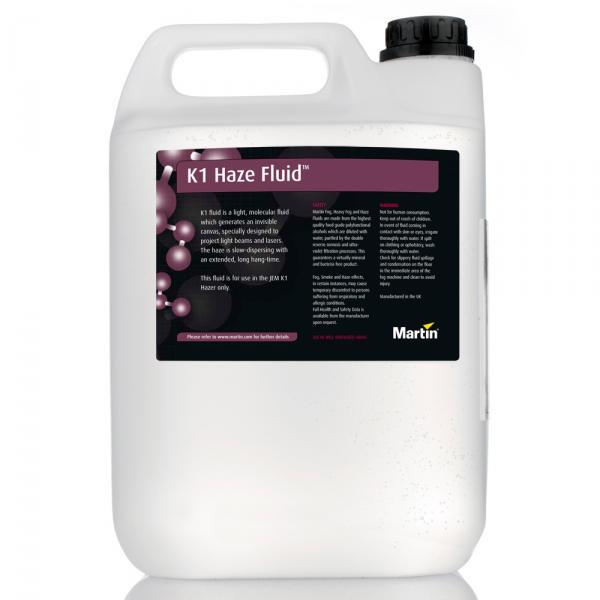 JEM K1 Haze Fluid 2,5L, discoland.fi