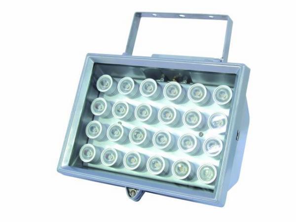 EUROLITE LED FL-24 RGB FC IP54 10°, Vä, discoland.fi