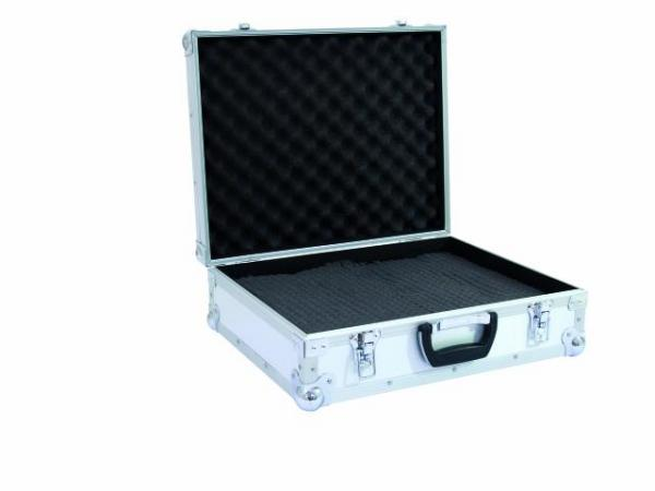 OMNITRONIC Universal-case FOAM alu big, highest protection when on-tour
