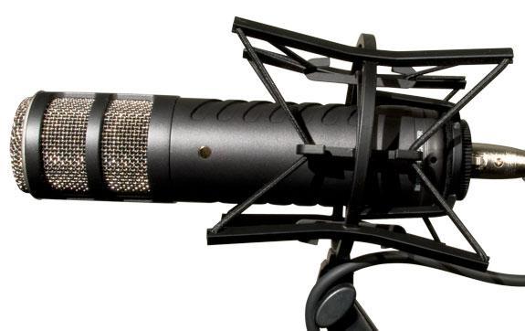 RODE PODCASTER Dynaaminen mikrofoni puhekäyttöön
